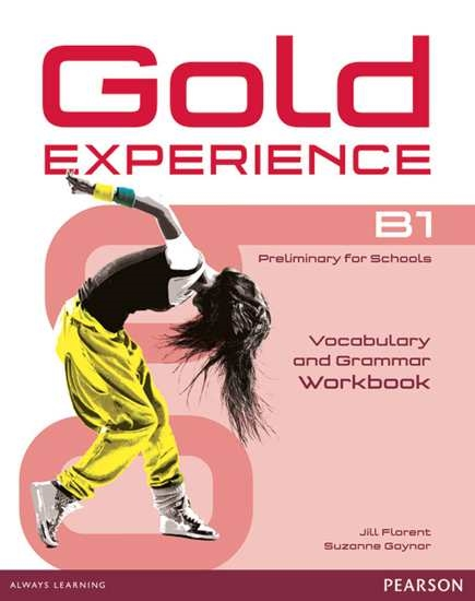 Изображение Gold Experience B1 Grammar & Vocabulary WB without key
