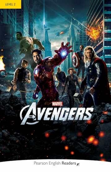 Изображение Marvel Avengers Bk/MP3 CD