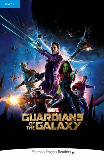 Изображение Marvel Guardians of the Galaxy Bk
