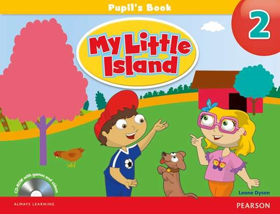 Изображение My Little Island 2 SB+CD
