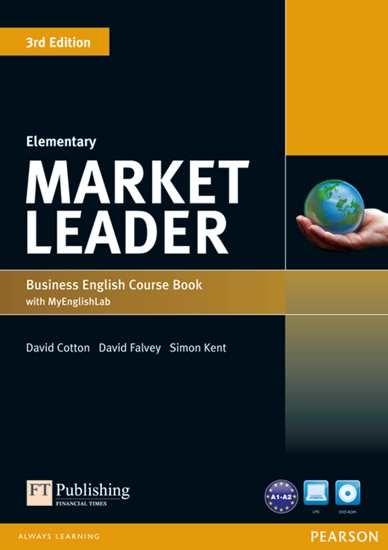Изображение Market Leader 3Ed Elem CB+DDR+MEL