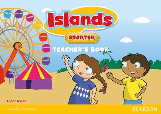 Изображение Islands Starter Teacher's Book plus pin code