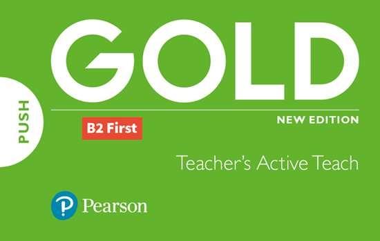 Изображение Gold First 2018 Active Teach USB