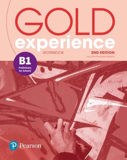 Изображение Gold Experience 2ed B1 WB