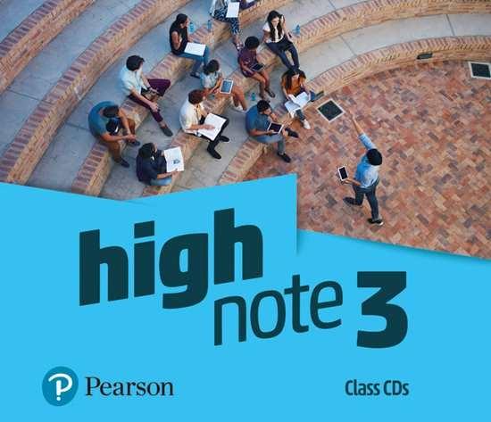 Изображение High Note (Global Edition) 3. Class CD