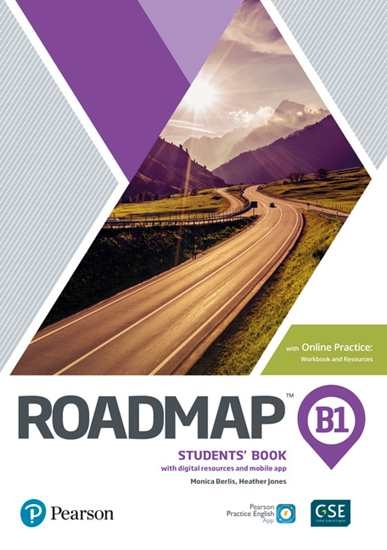 Изображение Roadmap B1 SB/DigitalResources/OnlinePractice/App pk
