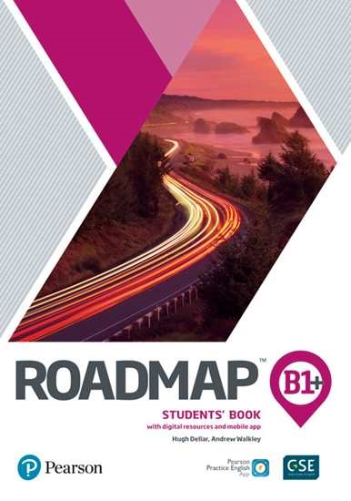 Изображение Roadmap B1+ Students' Book with Digital Resources and App for Online Practice Pack